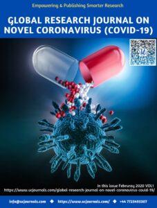 Global Research Journal on Novel Coronavirus (COVID-19)(www.ucjournals.com)